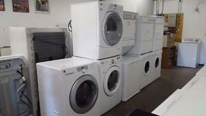 Used Appliance SALE - WASHER CLEAR-OUT SALE Starting at $280 to  $450 // DRYERS $180 to $250     @ 9267- 50 Street