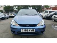 Ford Focus Ghia 1.6 Manual Petrol Green Clean Good Car