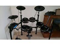 Alesis dm10 studio electronic drum kit for sale