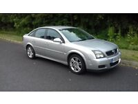 vauxhall vectra 2.0 turbo