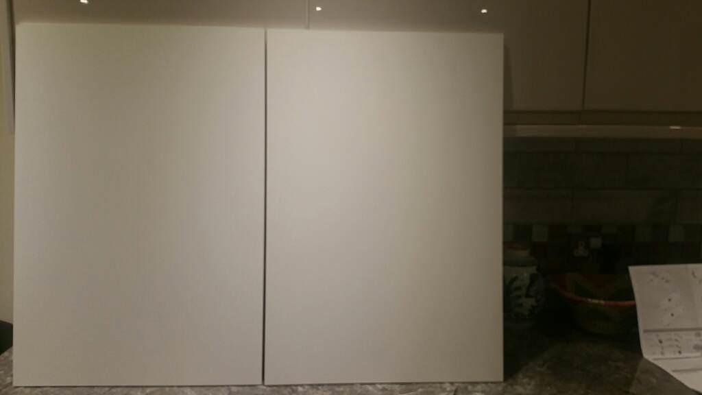 Dakota kitchen wall unit doors | in Tooting Bec, London | Gumtree