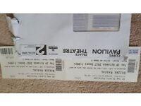 2 Dizzee Rascal tickets for Thurs 19th Oct
