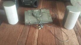 Bush cd player