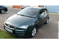 2005 Ford Focus 1.6 Zetec Climate 5dr Automatic F/S History HPI Clear @07445775115@ 07725982426@