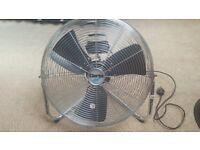 Clarke air 18 inch massive fan