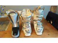 Ladies Kids Ski Boots Head UK 4/4.5