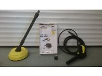Karcher High Pressure Hose and Patio Scrubber