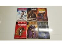 Predator + Aliens + Aliens vs Predator Comics / Graphic Novels Job Lot
