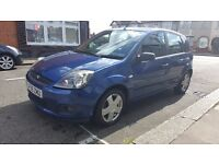 Ford Fiesta 1.4 Zetec Climate 2006, Auto, Petrol,LOW MILEAGE, FULL SERVICE HISTORY **Price Reduce**