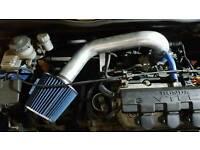 Honda civic 2004 1.6 Air induction kit