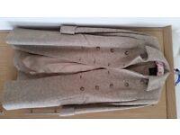 WEEKEND MAX MARA woman coat.Size 40.Pure wool.