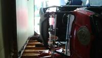 sport hard top for rzr 570 or 800