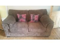 Beautiful sofa and sofa bed for sale. Free Delivery available this week for quick sale.