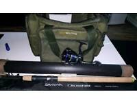 Last price drop..rod reel and bag new