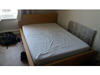 Double bed to collect