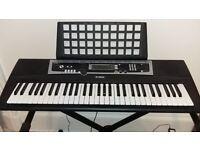 Yamaha YPT-210 Keyboard Trinity Edinburgh