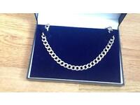 Real silver chain 16 inch