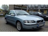 2003 Volvo S60 Se D5 2.4 Diesel Manual 12 Months Mot Full Service History Hpi Clear