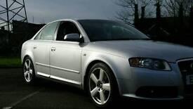 Audi A4 Tdi SLINE 140bhp Auto