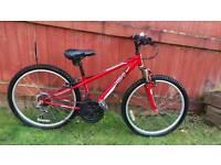 """Boys 24"""" Apollo xc mountain bike"""