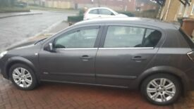 Vauxhall Astra 2009 1.7 disel