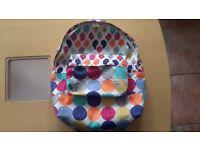 Roxy Backpack Schoolbag - Sugar Baby.