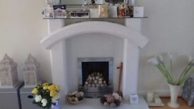 Gas Fire place £300