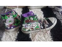 Pairs of Converse