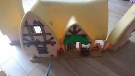 Snow white play house