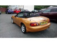 Mazda MX-5 MOT May 2019 no advisories
