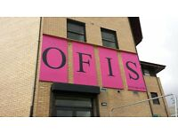 £100pcm For Office Rooms Desk Space In Glasgow