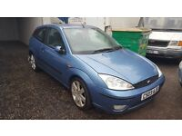 2003 Ford Focus 1.8 MP3 - MOT Failure Parts Only