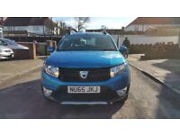 Dacia Sandero Stepway 0.9 TCe Ambiance (s/s) 5drNEARLY NEW CAR and lower mille