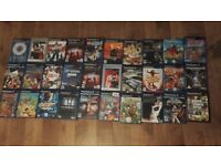 PS2 console with 30 games