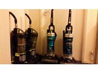 Hoover JA1600 Jazz, Vax, & Hurricane HU71 HU02001 (Bagless Upright Vacuum Cleaner)