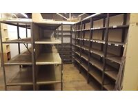 Metal Racking / Shelving