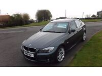 "BMW 3 SERIES 2.0 318D EXCLUSIVE EDITION( 61) CREAM LEATHER,HEATED SEATS,18""ALLOYS,SERVICE HISTORY"