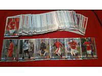 Match Attax 2014/2015 78 Card Lot - Includes 6 Shiny/Rare