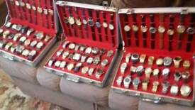 32 watches and case