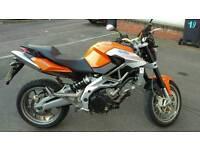 Aprilia SL 750 motorcycle