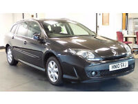 2010 RENAULT LAGUNA 1.5 DYNAMIQUE TOMTOM DCI 5d 110 BHP, SAT NAV, TIMING BELT DONE, PARKING SENSORS