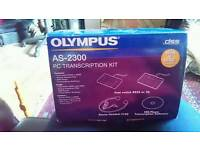 Olympus transcription kit