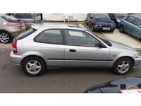 AUTOMATIC CIVIC HATCH, GREAT EXAMPLE