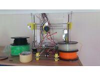 3D Printer - Not fully built but close