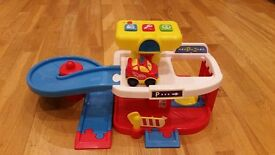 John lewis Garage toy 18m+