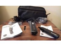 Remington Pro Power Hair Clippers with nose and ear trimmer, accessories and storage bag