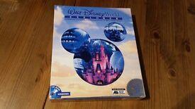Walt Disney World Big Box PC Like New