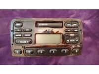 Ford 5000 RDS Car Radio/Cassette stereo (Ghia edition)