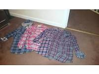Bundle mens x-small clothes 40 items