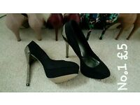 Size 4 womens shoes